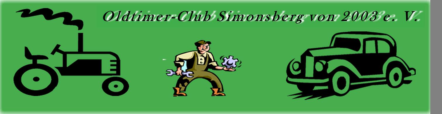 Oldtimer-Club Simonsberg 2003 e.V.