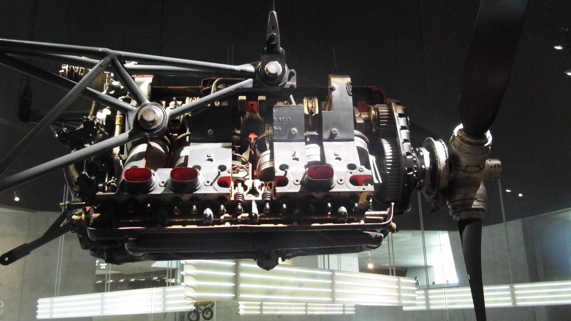 Mercedes Benz Flugmotor DB 601